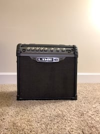 Spider III 15 Line 6 Amplifier