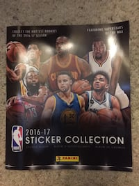 NBA card collection