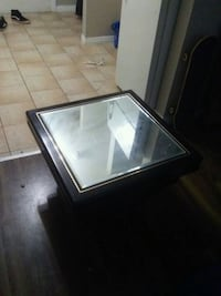 rectangular black framed glass pet tank Edmonton, T5H 3G3