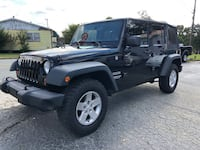 AB Cars 2011 Jeep Wrangler 4 door Sport Unlimited V6 Auto 4x4 140k