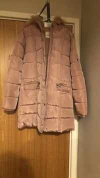 brown zip-up bubble jacket Sheffield, S3 8RA