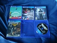 Ps4 games Palm Bay, 32907