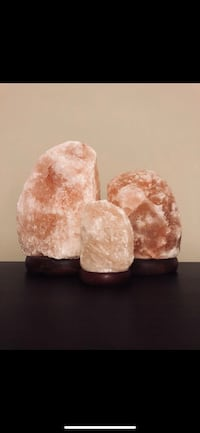 Earthbound Himalayan Salt Stone Lamps Lubbock, 79415