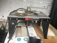 Craftsman Router Table with router  Marietta, 17547