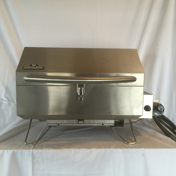 Portable Bar B Que Stainless Steel
