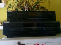 Sony home theater unit and a 5 CD disc changer Phoenix, 85042
