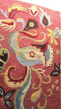 white, red, and blue floral textile Rockledge, 32955