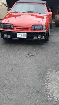 Ford - Mustang - 1989 Whitby