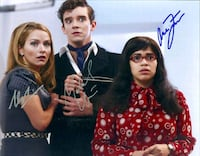 Ugly Betty TV Show 3 Cast Members Ferrara Williams Toronto, M6H 3Y9