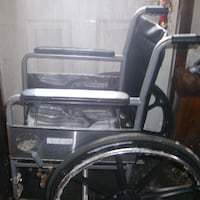 basic transport chair. Mobility chair 75 or best offer. Good condition