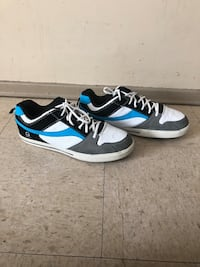 pair of white-and-blue Nike running shoes Winnipeg, R2K 4A1