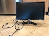 "22"" Dell Monitor e228wfpc Mc Lean, 22101"