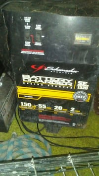 black and red power supply Winnipeg, R3C 1N3