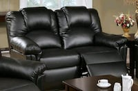loveseat recliner brand new free delivery Hollywood, 33023