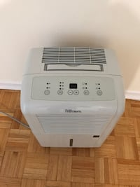 White dehumidifier  Vaughan, L4K 4Z7