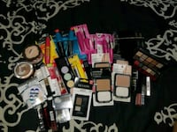 Make Up Haul - Eyes and Face Products  Toronto, M3C 1X9