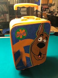 Kids Scooby Doo suitcase