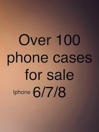 100 iPhone 6/7/8 Cases London, N6E 3G8
