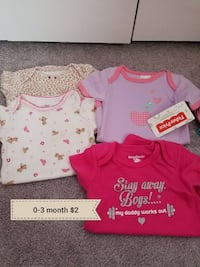 baby's assorted clothes Diamond, 44412