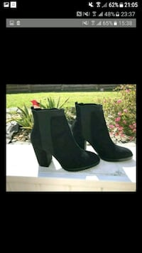 Bottines en daim taille 38 Bordeaux, 33000