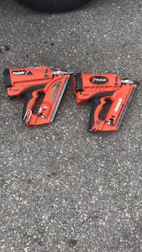 red and black Milwaukee cordless power drill Richmond Hill, L4C 2K8