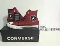 CONVERSE CHUCK TAYLOR ALL STAR SPACE EXPLORER BACK ALLEY BRICK UNISEX Mississauga, L5B