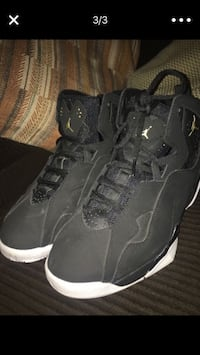 Jordan's black and gold San Diego, 92114