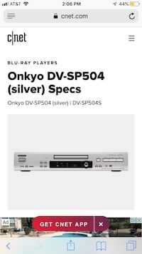ONKYO compact disc changer, CD&DVD and Receiver Fort Worth, 76244