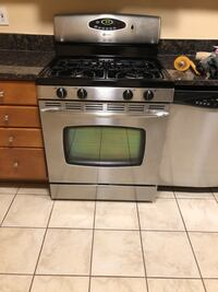 Maytag SS Gas Stove - willing to negotiate 54 km