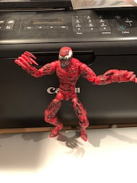 Spider-Man. Carnage Action Figure. Marvel