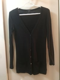 Ladies black cardigan  Waterdown, L8B 1A6
