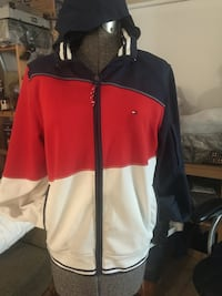 Tommy Hilfiger Jacket with hoody UNISEX