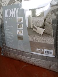 Brand New, VCNY Arcadia 8 piece Queen Size Comfort London, N5Z 3C1