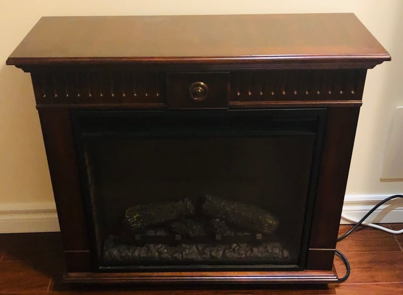 Electrical fireplace  97a0164a-b4ab-47bc-9522-60686bc62993
