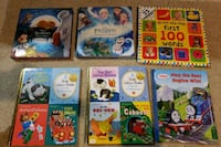 Kids assorted books Warrenton
