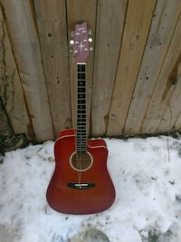 Acoustic electric guitar Toronto, M1G 2A2