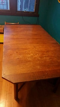 Art deco wood dining table up to 8ft Alameda, 94501