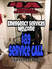 plumbing and handyman services Albuquerque