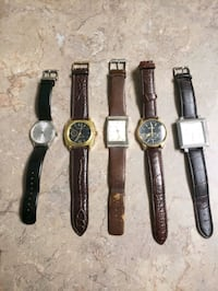 5 classic watches Alexandria, 22304