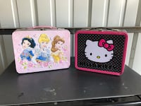 Metal lunch boxes Lincoln
