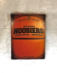 """Hoosiers"" Collectors Edition DVD, 1986, 2 Disc Set, Widescreen"