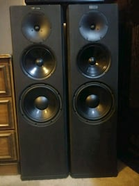 Nuance - High End *Star 4M speakers / SONY Stereo Reciever (Combo)