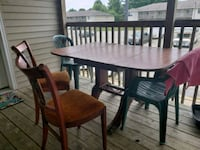 4 chair table set Cedar Rapids, 52402