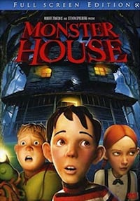 Monster House... $5 Firm...