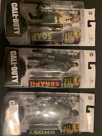 Call of Duty figures with codes! Montréal, H8N 1J5