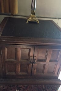 Large end table/ cabinet Baltimore, 21210