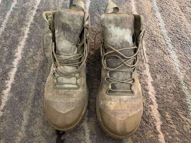 Under Armour Gore-tex boots 1