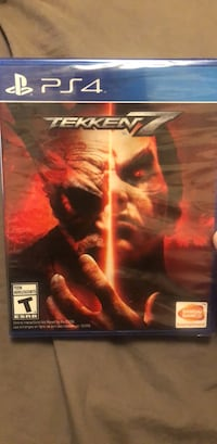 Sony PS4 Tekken 7 case Scranton, 18508