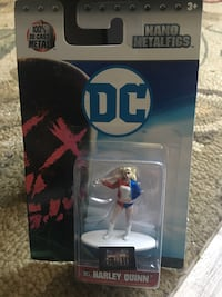 HARLEY QUINN METALFiGS brand new. Woodstock, N4S 8K9