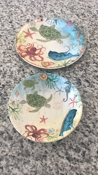 Acrylic serving plates from pier 1 Gilbert, 85234